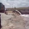 Gazlıgöl Belediyesi Yeni Soğuk Su Kuyusu (Video)