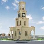Gazlıgöl Meydan Kulesi