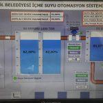 GAZLIGÖL BELEDİYESİ İÇME SUYU OTOMASYON SİSTEMİ