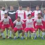 Gazlıgöl Gençlik Spor, Kayıhan Belediye Spor'u 2-0 Yendi
